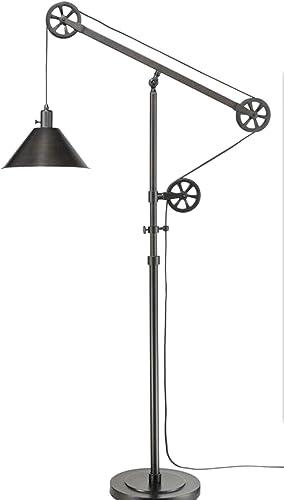 Pulley Floor Lamp