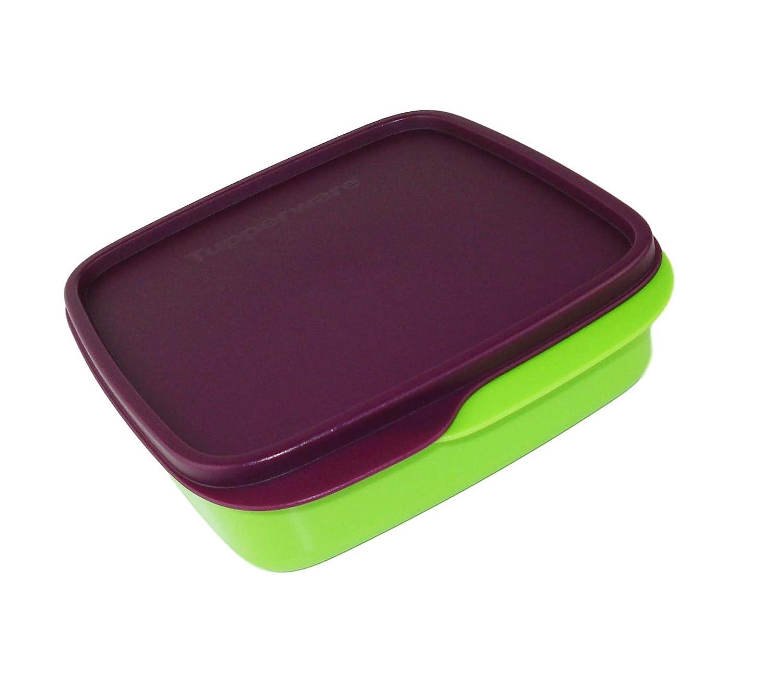 Fiambrera Tupperware to Go 550 ml Color Morado y Fucsia