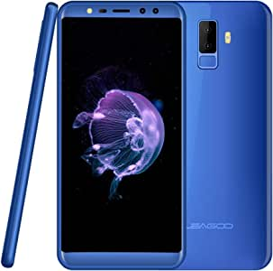 Moviles Libres Android Leagoo M9,Smartphone Libre 5.5 Pulgadas ...