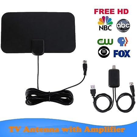 Review TV Antenna, Indoor HDTV