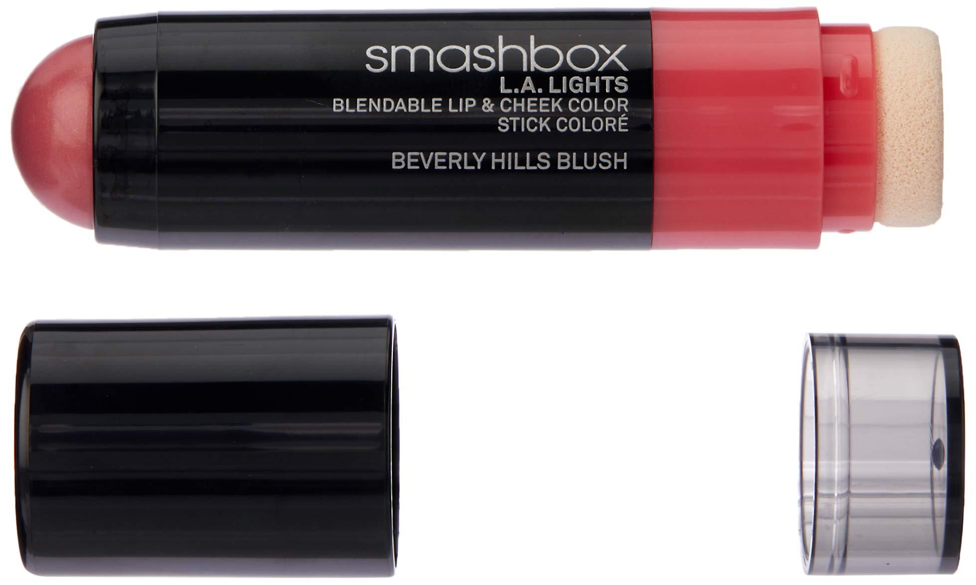 Smashbox Smashbox L.a. Lights Blendable Lip and Cheek Color Lipstick, Beverly Hills Blush, 0.17 Fluid Ounce