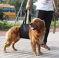 Cutepet Lift Harness Perro Elevación Soporte Arnés Canino Ayuda ...