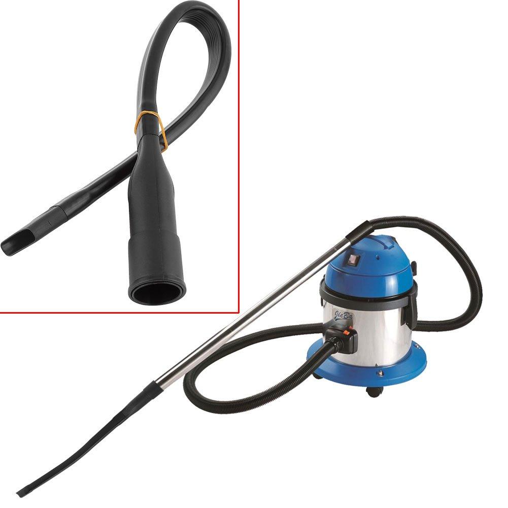Accessori per vuoto Bocchetta per aspirapolvere Accessorio Piatto lungo Testa di aspirazione Tubo deformabile Tubo interno in plastica 32mm Bocchetta per aspirapolvere