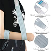 Semme Arm Sling Shoulder Immobilizer Fracture Support Strap