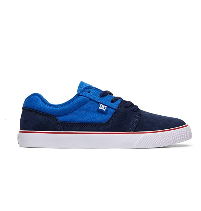 DC Shoes Tonik Sneakers Skateboardschuhe Herren Royalblau/Navyblau