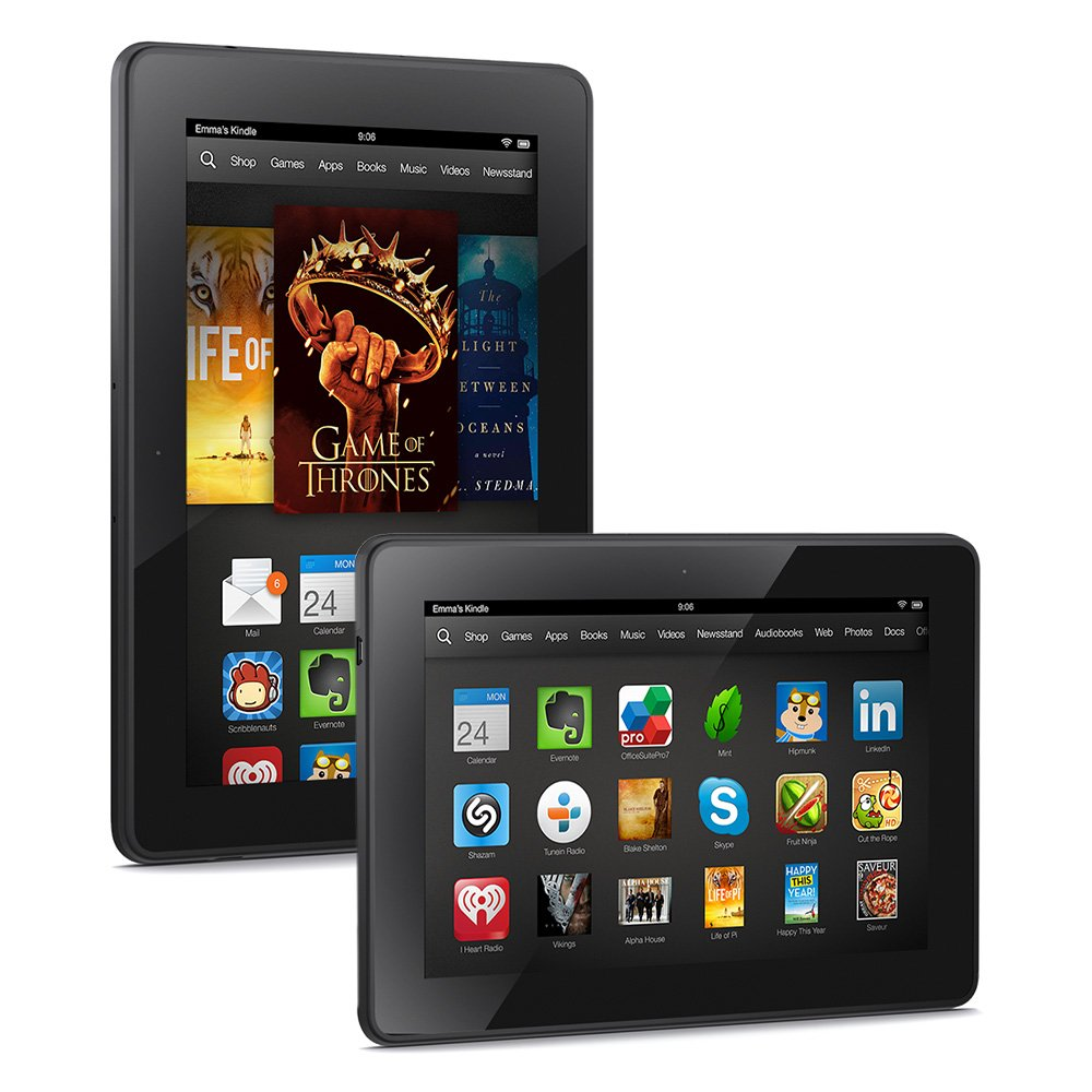 Tell me about the kindle fire?