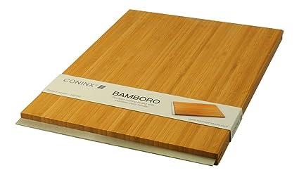 Tagliere/ Taglieri Coninx - Tagliere da cucina Bamboro - Set di ...