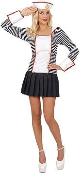 NET TOYS Disfraz de Dreamgirlz Traje de Marinera: Amazon.es ...