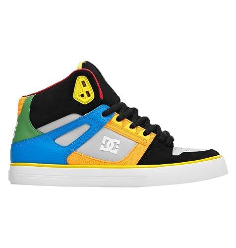 f22c461d7faa1 Amazon.com: DC Men's Spartan Hi Wc: Dc: Shoes