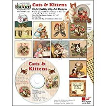 ScrapSMART - Cats and Kittens Collection Software - Jpeg & PDF Files (CDCATC60)