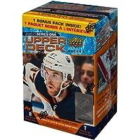 $32 » 2020-21 Upper Deck Series 1 Hockey 7 Pack Blaster Box
