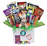 The Egg-cellent Easter Basket - Great for College Students, Military Troops or to Wish Anyone a Happy Easter!