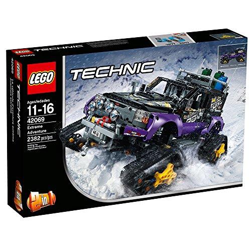 LEGO STICKER FOR SET 42069 EXTREME ADVENTURE