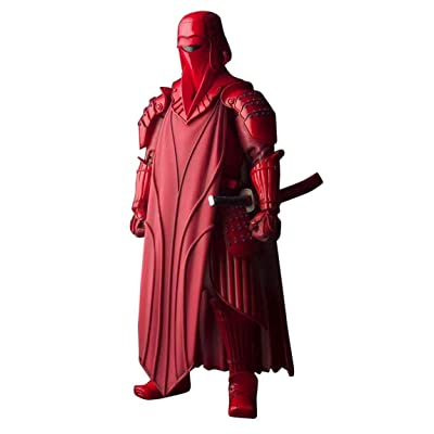 TAMASHII NATIONS Bandai Meisho Movie Realization AKAZONAE Royal Guard Action Figure: Toys & Games