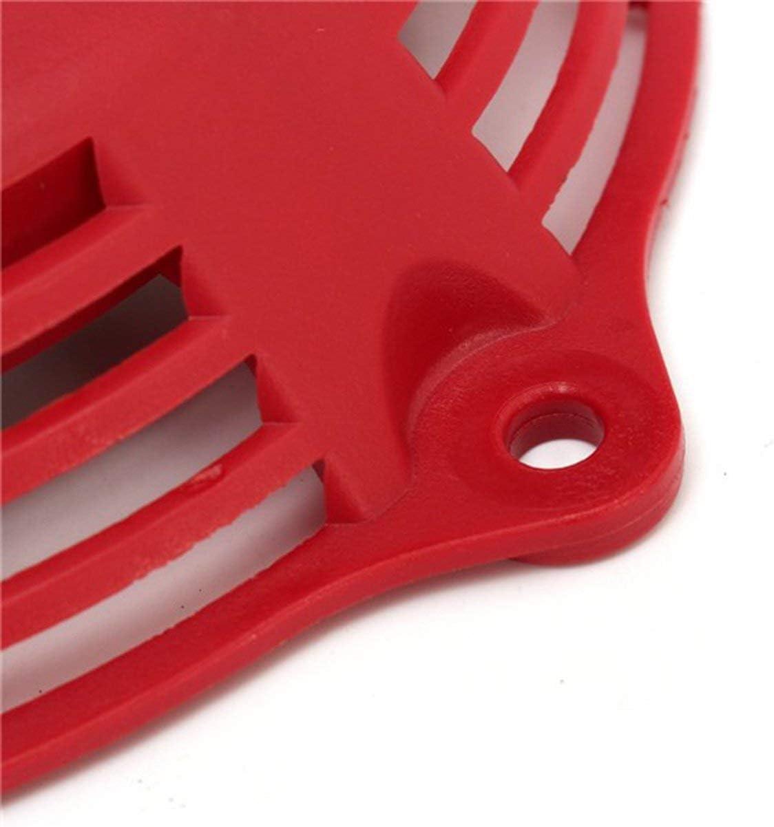 Arrancador de retroceso de arranque de arranque para Honda GCV135 GCV160 EN2000 HRU19 Cortadora de c/ésped Motor Cropper Cortador de hierba Placa de arranque color: rojo y negro