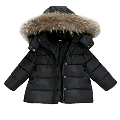 4fad7fa6e Voberry Kids Padded Jacket