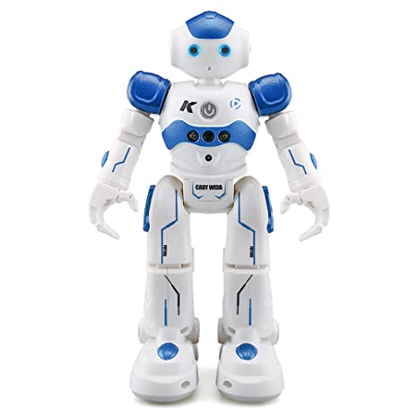 GEEDIAR Robot Toys, Remote Control Robots Interactive Walking Singing  Dancing Smart Programmable Robotics Gifts for Kids