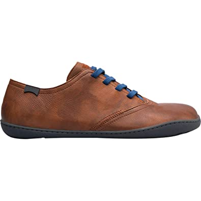 3ebf8a7f348 Camper Mens Peu Cami Dione Cola Brown Premium Leather Shoes: Amazon.co.uk:  Shoes & Bags