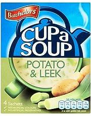 Batchelors Cup a Soup Creamy Leek & Potato (4 per pack - 107g)