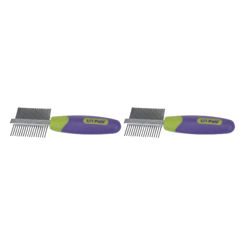 Li'l Pals Double Side Comb (2-Pack)