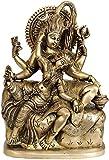 Shiva-Parvati - Brass Statue