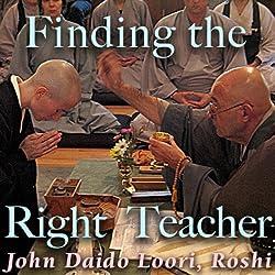 Finding the Right Teacher