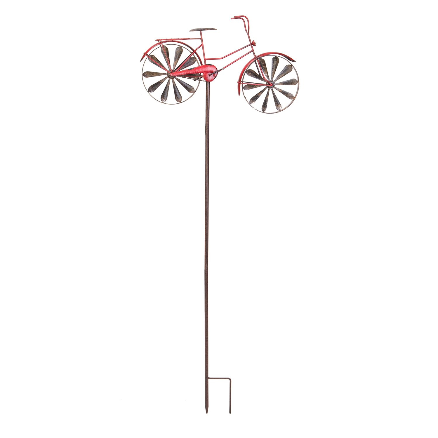 PANACEA PRODUCTS 52'' Red Bicycle Spinner