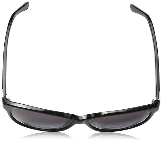 Womens 0RL8116 50018G Sunglasses, Black/Gradient, 57 Ralph Lauren