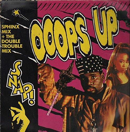 (Oops up (Sphinx/Double Trouble Mixes, 1990) / Vinyl Maxi Single [Vinyl 12''])