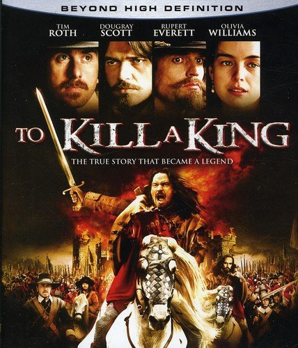 To Kill A King [Blu-ray] by STARZ HOME ENTERTAINMENT