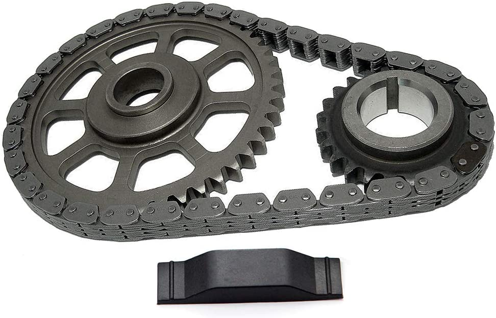 BCtimingparts Timing Chain Kit fits for 1999-2006 Jeep Cherokee Grand Cherokee Wrangler 4.0L OHV L6