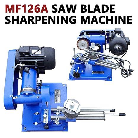 Amazon.com: Afilador de cuchillas TBVECHI MF126A de alta ...