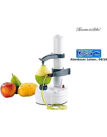Rosenstein & Söhne - Pelador eléctrico de fruta y verdura