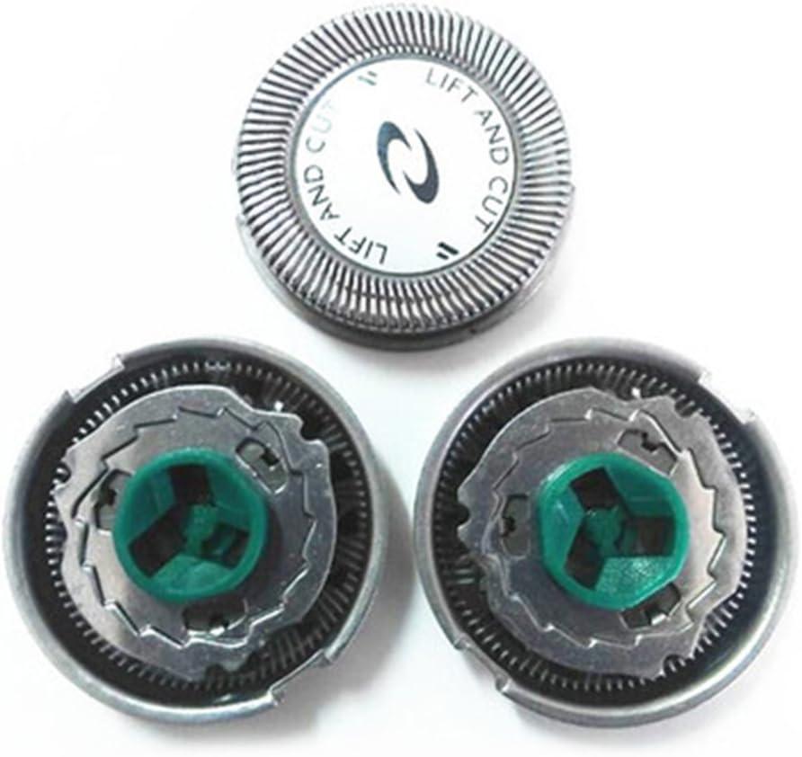 Zhuhaitf Paquete de 3 Cuchillas de Afeitar Shavers de Cortador Net para Hombres para Philip HQ5705 HQ5710 HQ6070 PT715 PT721 PT726 AT750 AT751 AT810 AT811 PT710 PT880: Amazon.es: Electrónica