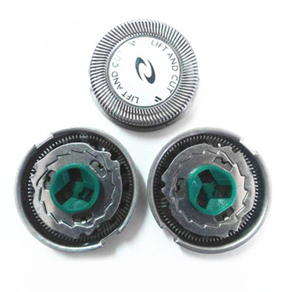 Zhhlinyuan 3 PACK Laminas para Máquina de Afeitar Shaving Net HQ5705 Replacement for Philip 7110X 7260XL 7250XL 7315XL PT860 PT870 PT830 PT875 PT810 PT815 LY-jing-L-3901