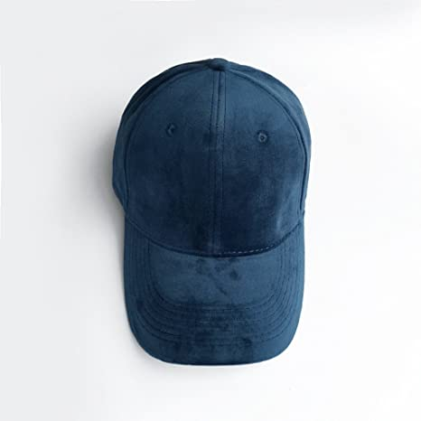 Amazon.com : Miki Da Velvet Snapback Baseball Cap New Gorras Brand cap WinterAutum Hip Hop Flat Hat Casquette Bone cap Men&Women Blue : Sports & Outdoors