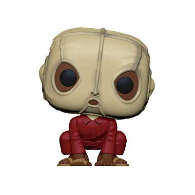 Funko Pop! Movies: Us - Pluto with Mask (Styles May Vary): Toys & Games