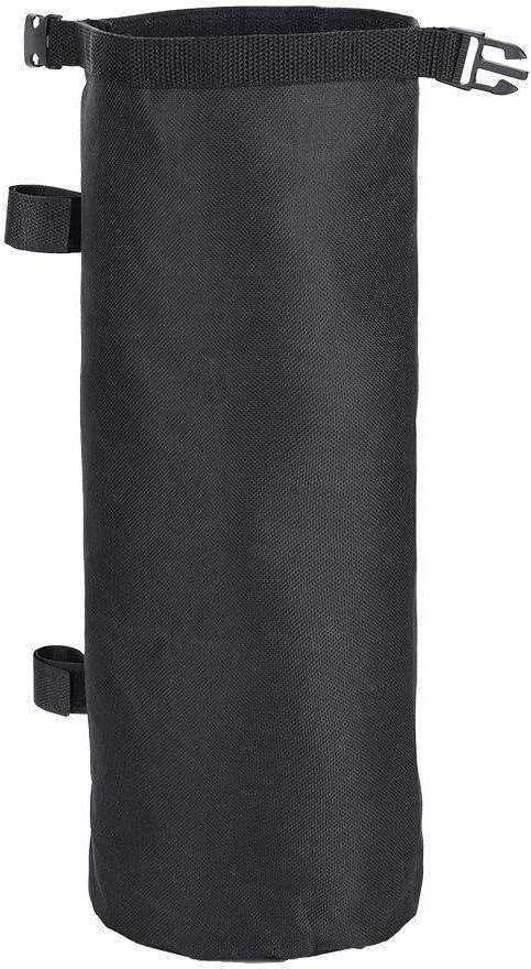 Alomejor Canopy Weight Oxford Cloth Bolsas de Arena con Peso Soporte para pies Bolsa de Pesas para Acampar al Aire Libre Sombrilla y Descanso