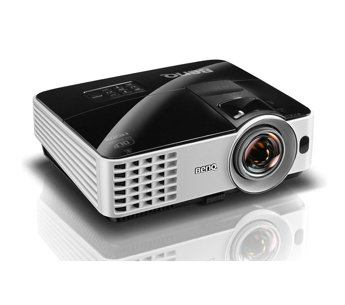 BenQ DLP 短焦点プロジェクター(WXGA/3000lm/HDMI対応/3D対応) MW621ST   B00TTUU296