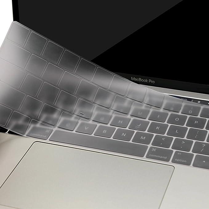 16 opinioni per MOSISO Cover in silicone della tastiera per nuovi MacBook Pro Retina 13 pollici