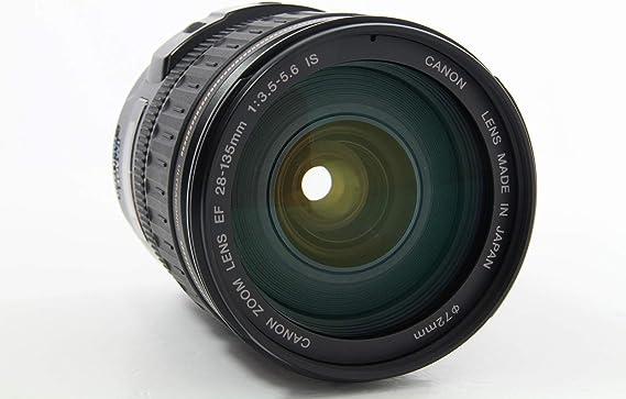 Canon 2562a002 Ef 28 135 Mm F 3 5 5 6 Is Usm Camera Camera Photo