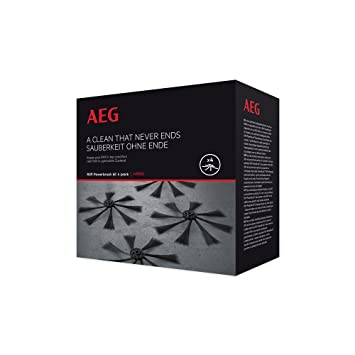 AEG ARSB2 Cuatro cepillos laterales para el aspirador robot AEG RX9