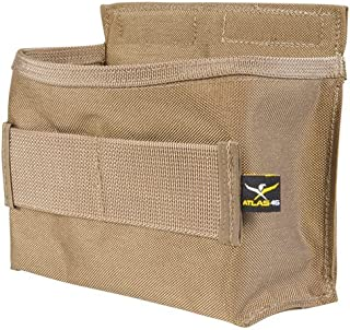 product image for Atlas 46 AIMS Horizontal Fastener Pouch - Coyote | Compatible With Atlas 46 AIMS Systems For Multiple Customization Options | Sleek Solution For Effective Tool Management | Hand Crafted in the USA