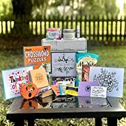 A Little Something Subscription Box for Seniors - Thoughtfully Curated Subscription Box for the Elderly - Mont
