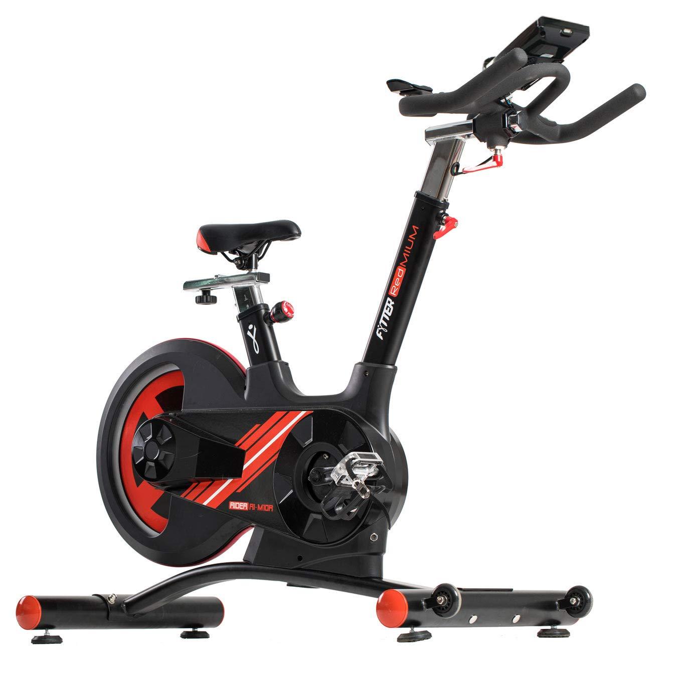 FYTTER - Bicicleta De Spinning Rim-10R: Amazon.es: Deportes y aire ...
