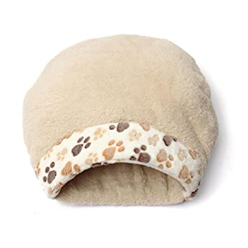 yhnew mascota cama caliente suave gato casa mascotas saco de dormir lovely hamburguesa perro de la perrera Cama para mascotas Tamaño S/M: Amazon.es: ...