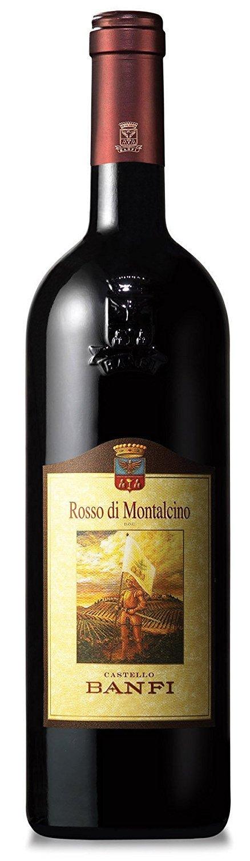 ROSSO DI MONATLCINO - CASTELLO BANFI - DOC - 75 cl.