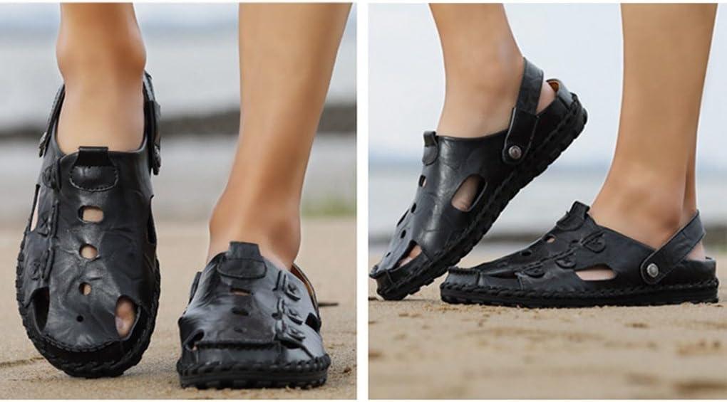 Bergort Shoes Slip On Summer Beach Sandals Men Slippers