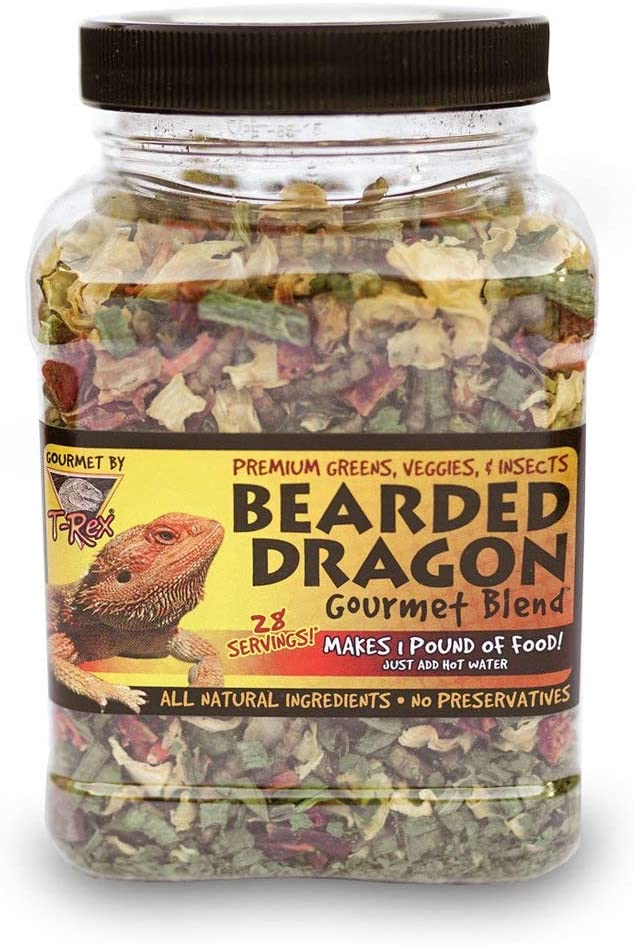 T-Rex Bearded Dragon Food Gourmet Blend 4oz (4 oz)