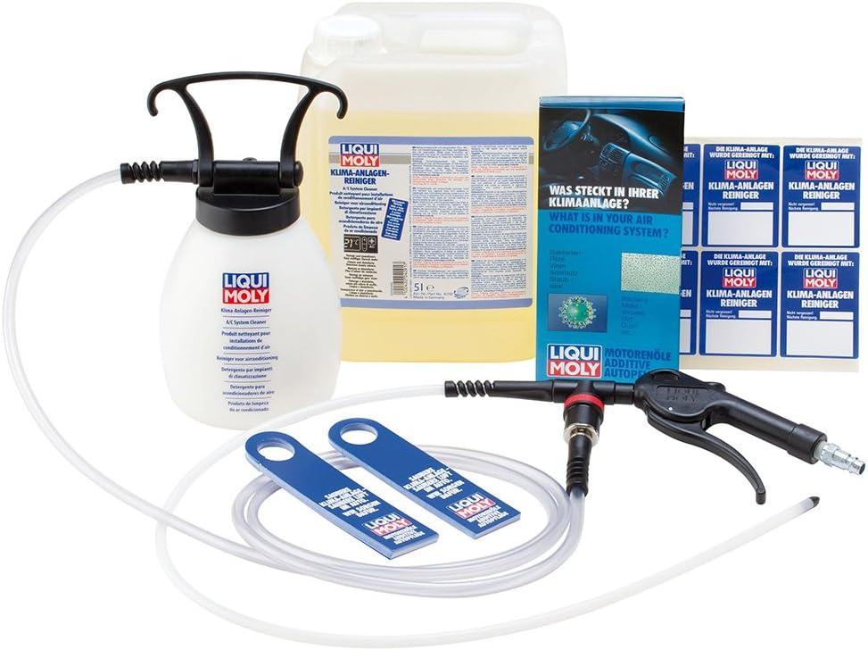 Liqui Moly 9802 - Conjunto de limpieza de Aire acondicionado ...
